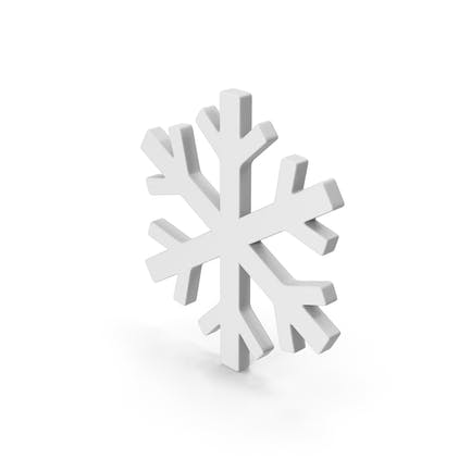 Символ Снежинка
