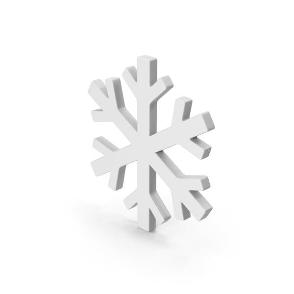 Symbol Snowflake