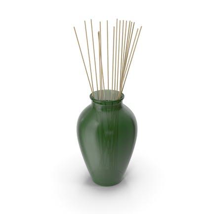 Decorative Glass Pottery