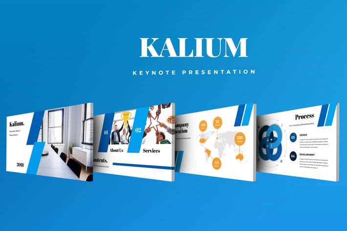 Thumbnail for Kalium Business Keynote Presentation