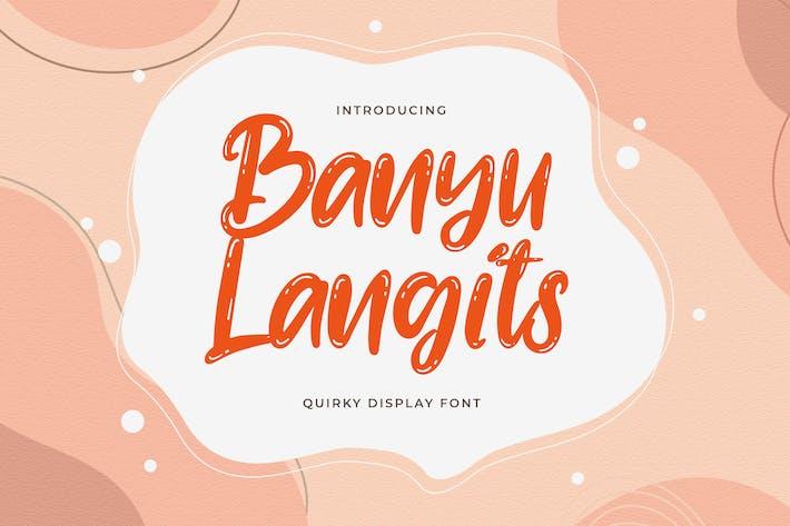 Thumbnail for Banyu Langits - Fuente extravagante