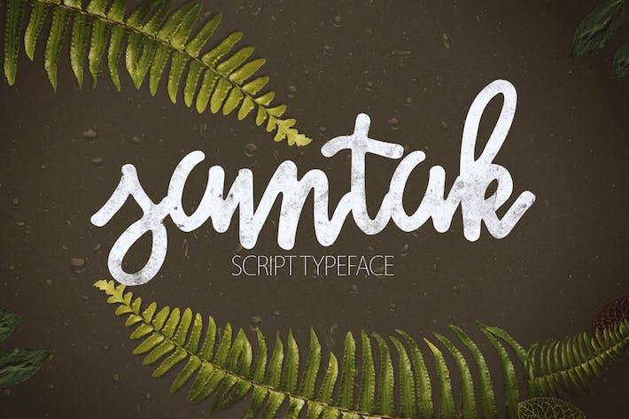 Thumbnail for Samtak Script
