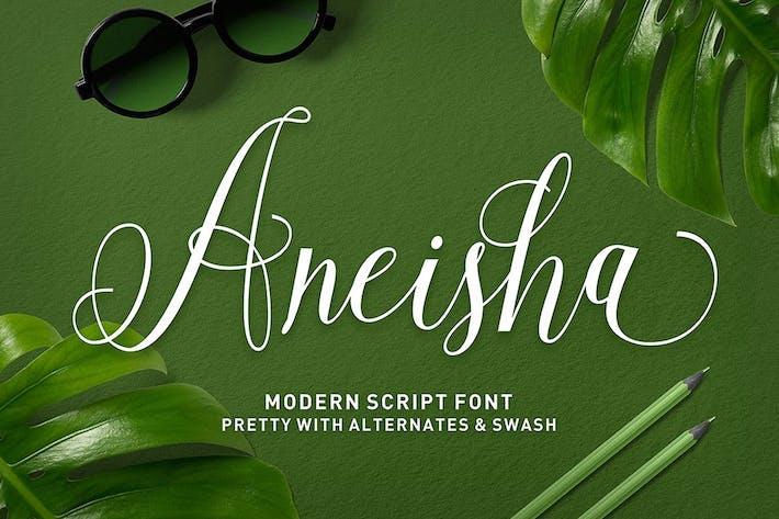 Thumbnail for Aneisha Script