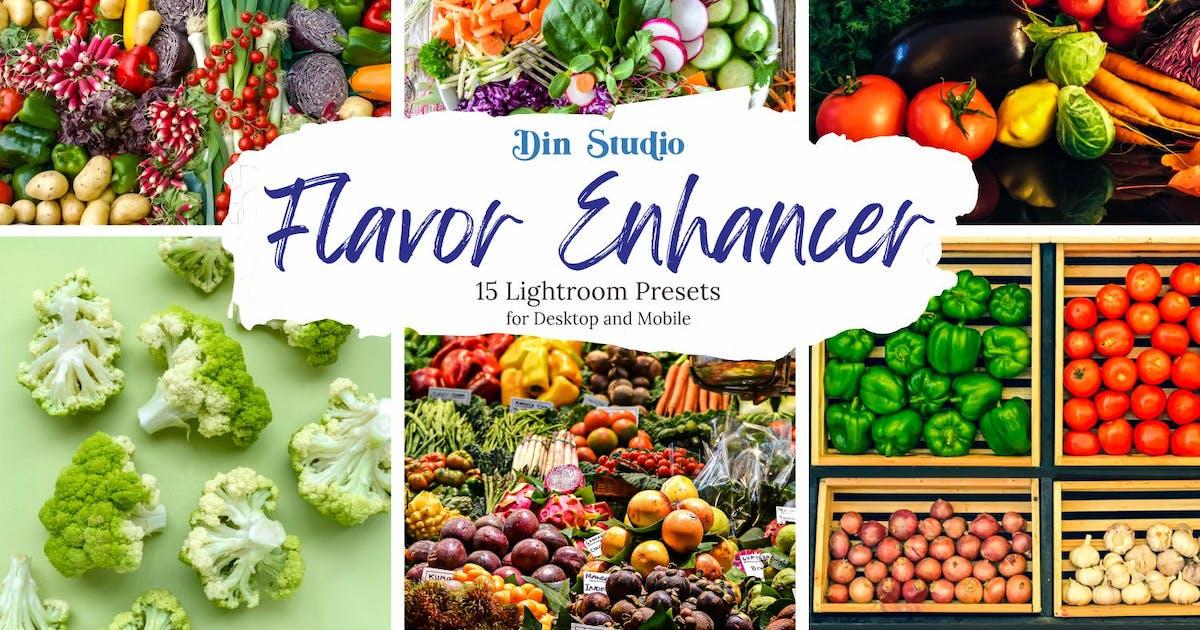 Download Flavor Enchancer Lightroom Presets by Din-Studio