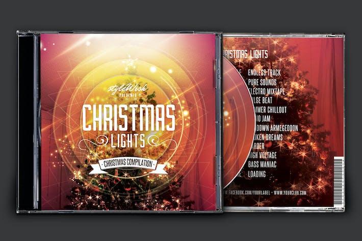 Thumbnail for Christmas Lights CD Cover Artwork