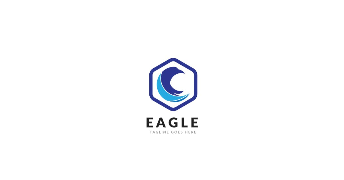 Download Eagle - Logo Template by CocoTemplates