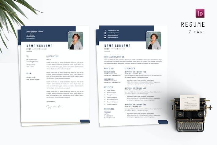 Chief Account Resume Designer