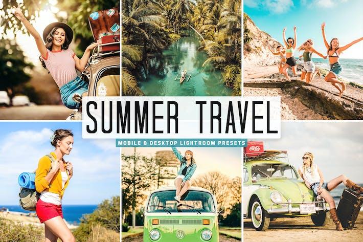 Thumbnail for Летние путешествия для мобильных и настольных компьютеров