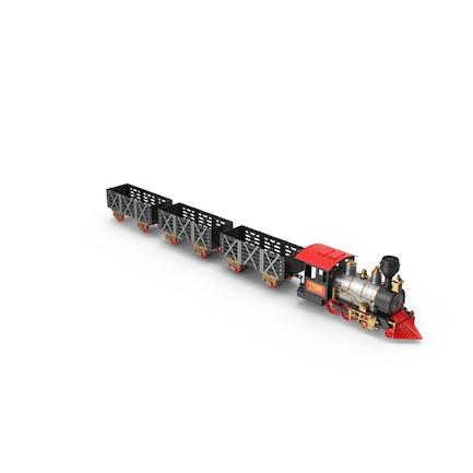 Kit Tren clásico para Niños