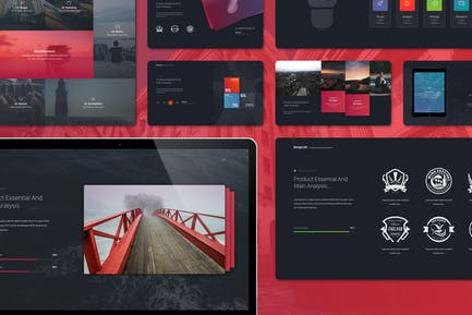 Simplux Multipurpose & Creative Template