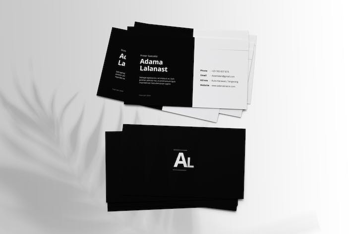Thumbnail for Corporate Business Card Vol.5