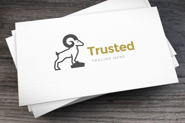 Thumbnail for Power Trust Logo Template
