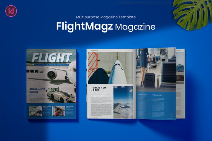 Thumbnail for Flight Magz Magazine