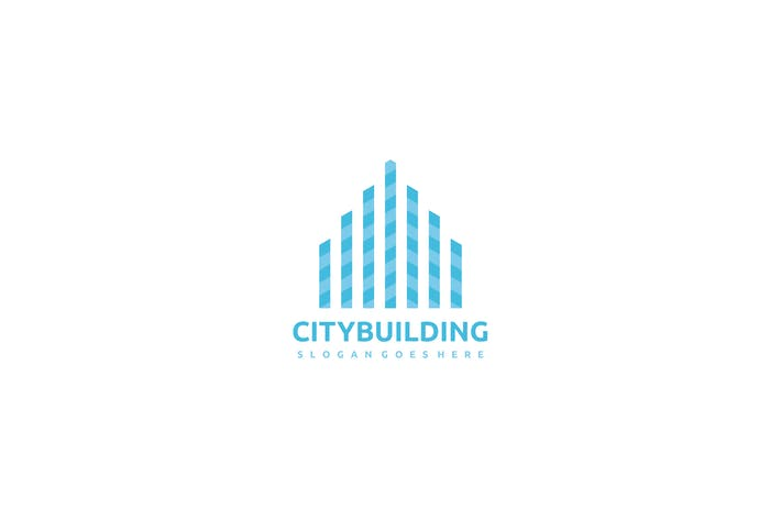 Thumbnail for City Building Logo