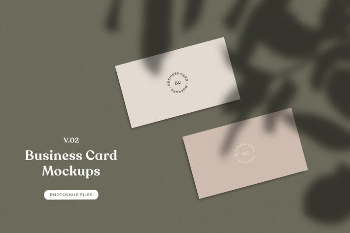 Thumbnail for ADL - Business Card Mockup.v02