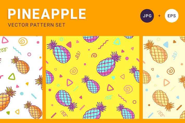 Thumbnail for Pineapple patterns