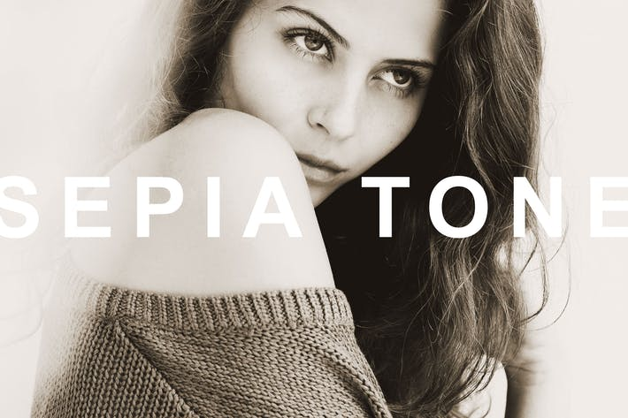 Thumbnail for 24 Sepia Tone Lightroom Presets and LUTs