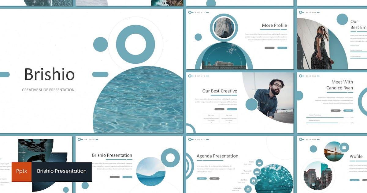 Download Brishio - Powerpoint Template by inspirasign
