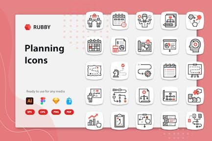Rubby - Planungssymbole