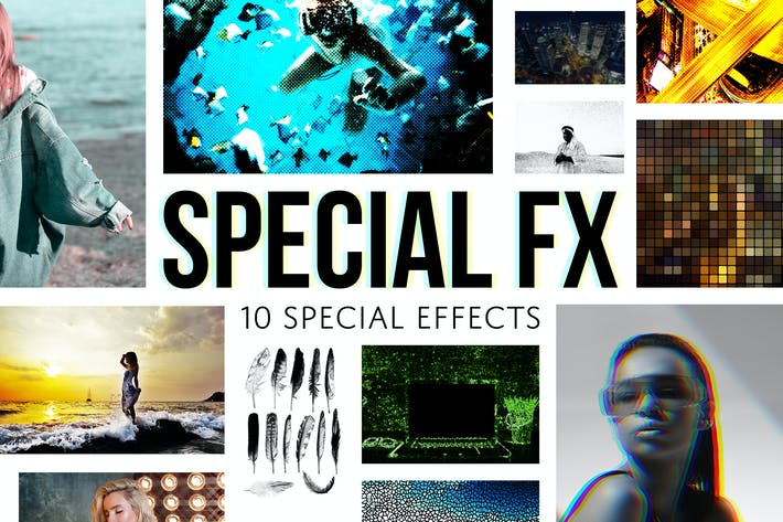 Thumbnail for 10 Special Effects