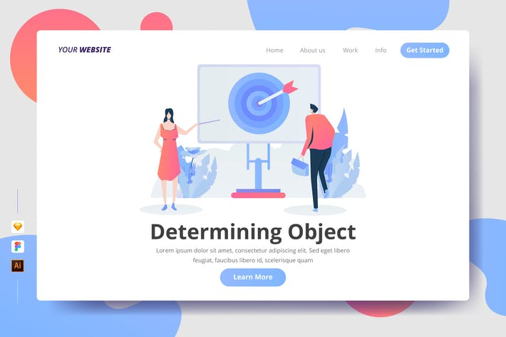 Thumbnail for Determining Object - Landing Page