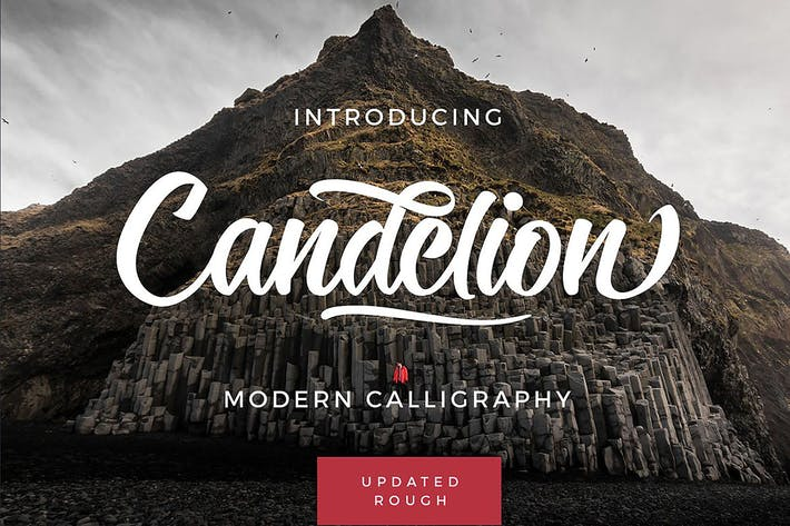 Thumbnail for Candelion Casual Script