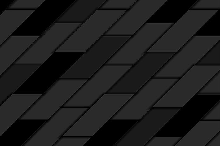 Cover Image For Abstract black geometric tiles hi-tech background