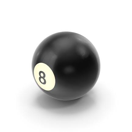 Realistische 8 Ball