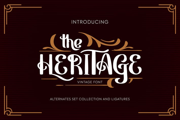 Thumbnail for Heritage | Fuente Vintage
