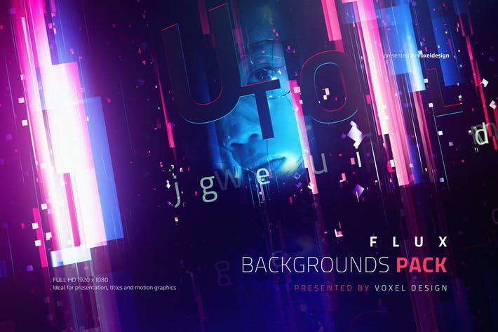 Cover Image For FLUX Background Pack