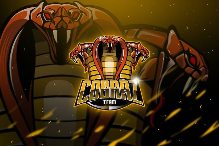 Thumbnail for Cobraz Team - Mascot & Esport Logo