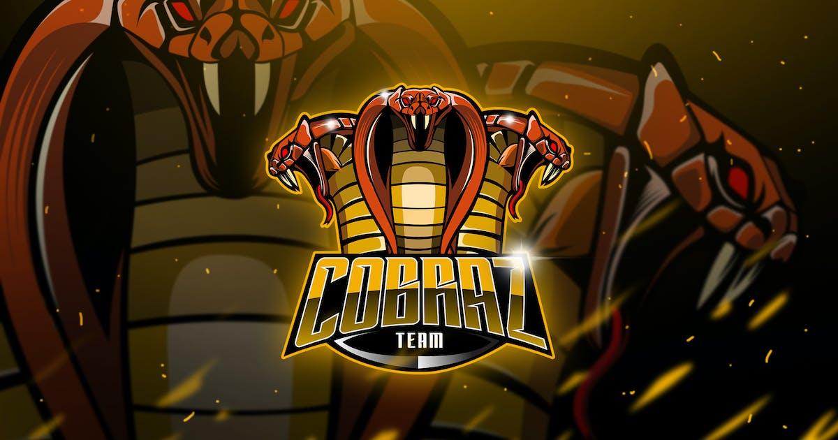 Download Cobraz Team - Mascot & Esport Logo by aqrstudio
