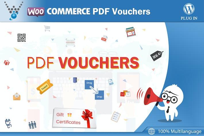 Woocommerce Pdf Vouchers Wordpress Plugin By Wpweb On Envato Elements