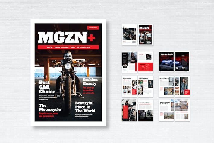 Thumbnail for Magazine