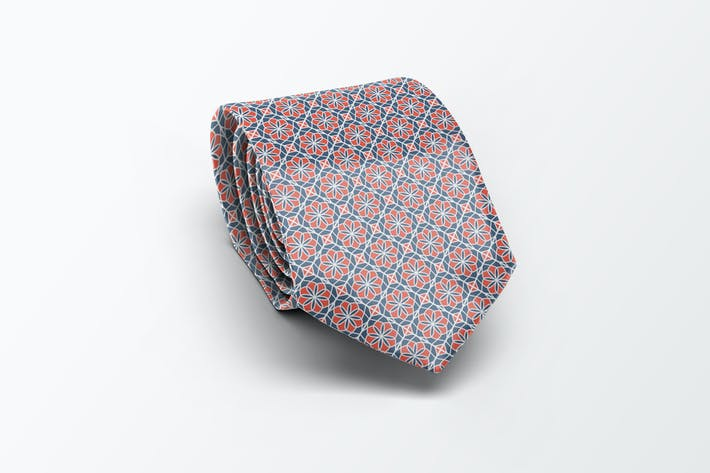 Cover Image For Necktie Mock-Up