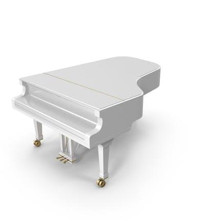 Grand Piano White