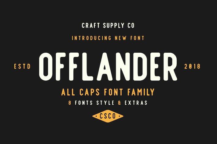 Thumbnail for Offlander - Familia de Fuentes