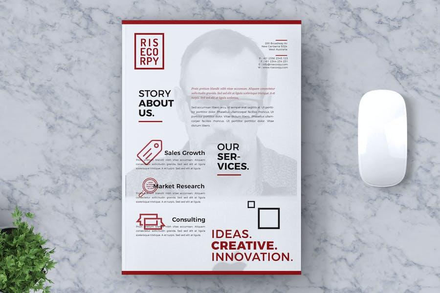Creative Corporate Flyer Vol. 11