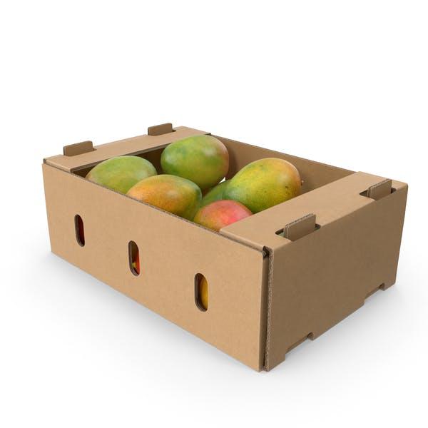 Картонная коробка Манго