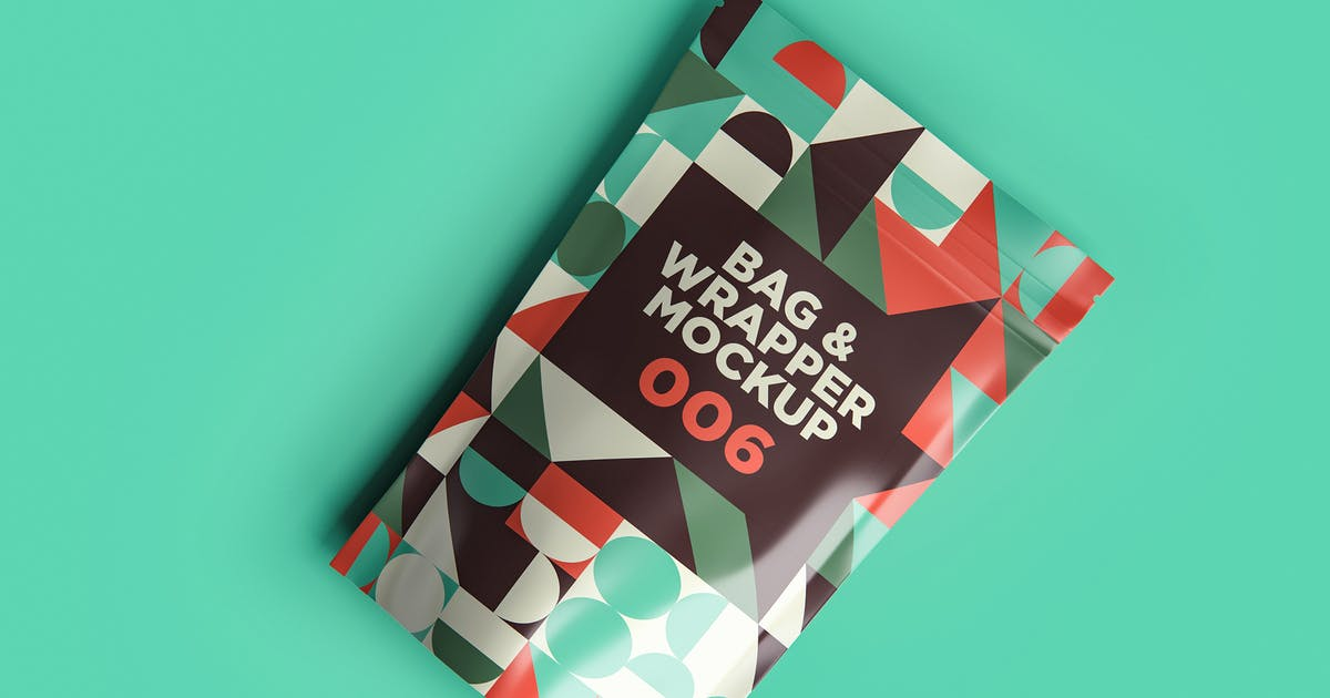 Download Bag & Wrapper Mockup 006 by traint