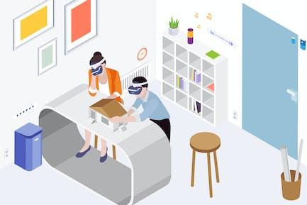 Smartthings for Studio Architecture Isometric
