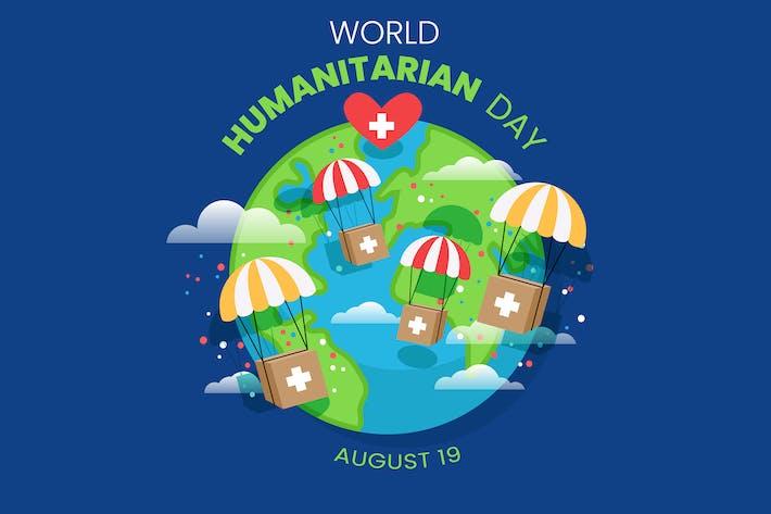 Thumbnail for Welttag der humanitären Hilfe