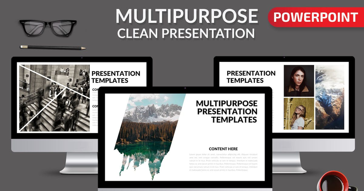 Download Multipurpose Powerpoint Presentation by mamanamsai