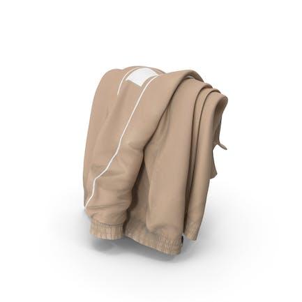 Sport Jacket Draped Beige
