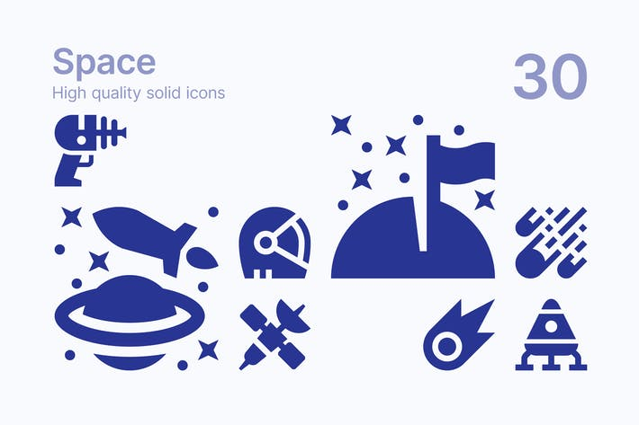 Thumbnail for Space-Icons