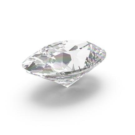 Diamant im Ovalschliff
