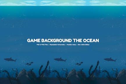Juego Fondo El Océano
