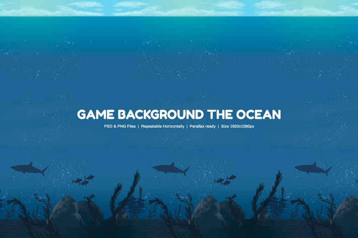 Game Background The Ocean