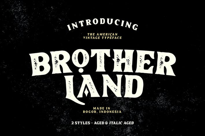 Thumbnail for Brotherland Aged