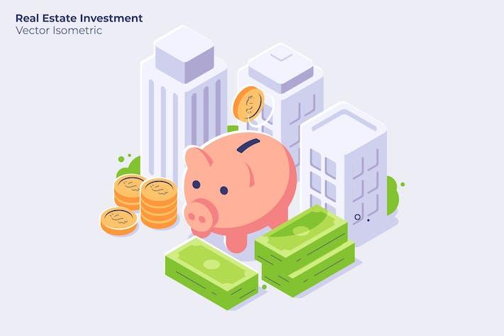 Thumbnail for Estate Investment - Vector Illustration